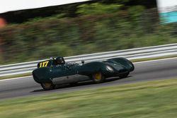 117 Richard Fryberger Watertown, Mass. 1958 Lotus 11