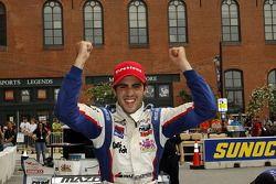 Race winner Tristan Vautier
