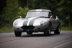 #62 Jack Busch Torrington, Conn. 1962 Jaguar E Type