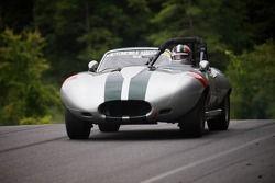 #61 Bob Herbert Monterey, Mass. 1965 Jaguar E Type