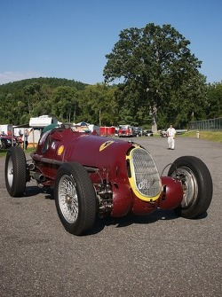 #41 Peter Greenfield Freeport, N.Y. 1935 Alfa Romeo 8C 35