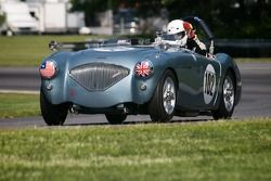 #102 Rick Neves Millis, Mass. 1956 Austin-Healey