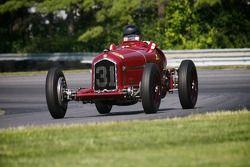 #31 Peter Giddings U.K. 1931 Alfa Romeo Tipo B