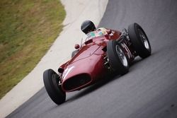 #31 Peter Giddings U.K. 1954 Maserati 250F