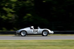 184 Roger Mandeville Spartanburg, S.C. 1960 Porsche RS 60