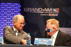 Jim France and Don Panoz