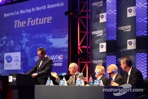 Grand-Am and ALMS announce merger