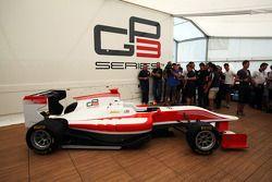 De nieuwe GP3 wagen