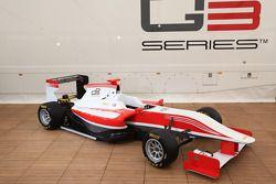 De nieuwe GP3-13 wagen