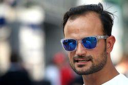 Витантонио Льюцци. ГП Италии, Вторая пятничная тренировка.