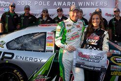 Poleman Dale Earnhardt Jr., Hendrick Motorsports Chevrolet