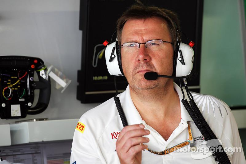 Sahara Force India F1 Team ingenieur