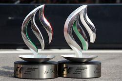 Trofeeën McLaren en Lewis Hamilton, McLaren