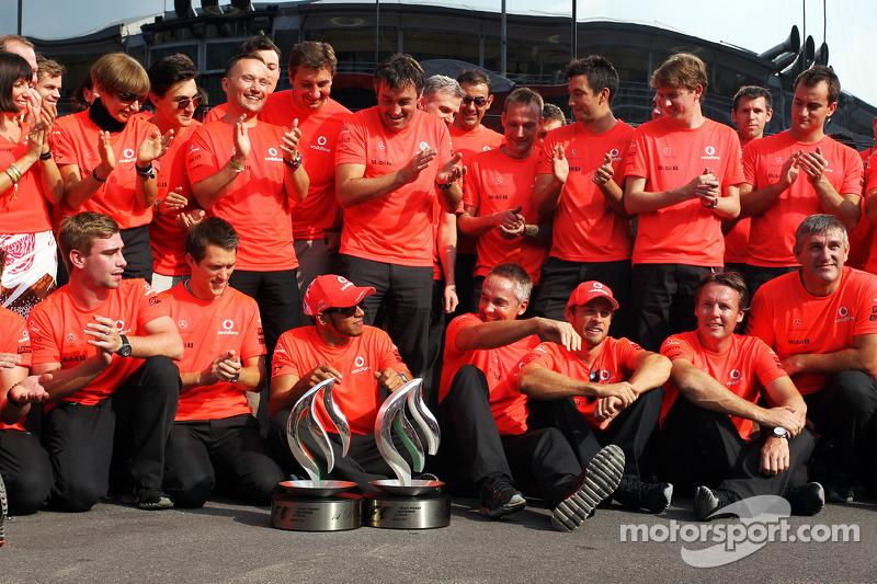 20- GP da Itália 2012, McLaren