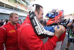 2012 GP3 Series kampioen Mitch Evans