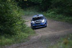 Pat Richard en Alan Ockwell, Subaru WRX STi
