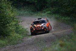 Leonid Urlichich and Carl Williamson, Subaru WRX STi