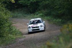 Alexandre Béland en Yvan Joyal, Subaru WRX