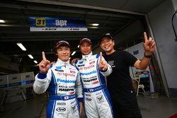 GT 300 pole voor Morio Nitta, Koki Saga