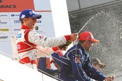 GT500 podium: 2de Ronnie Quintarelli