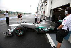 Brendon Hartley, Test driver, Mercedes AMG F1