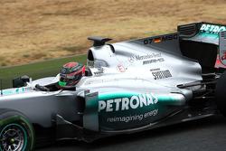 Brendon Hartley, piloto de pruebas, Mercedes AMG F1