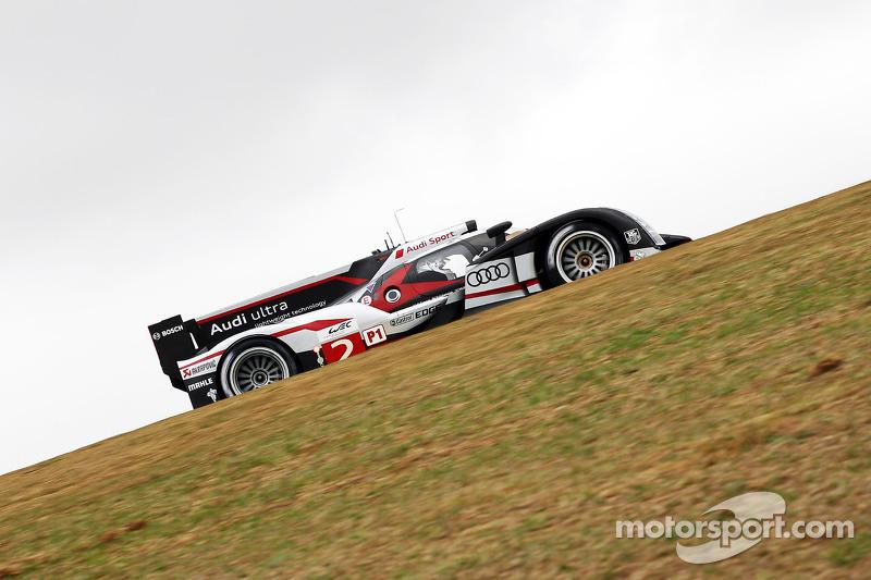 No fim de 2012, iniciou seu envolvimento com a Audi para a disputa de provas do Mundial de Endurance.