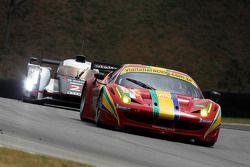 #61 AF Corse-Waltrip: Francisco Longo, Alexandre Negrao, Enrique Bernoldi