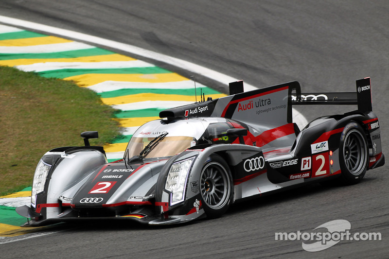 2012 - WEC (Audi)