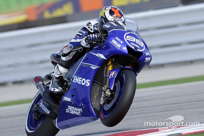 2012: Jorge Lorenzo (Yamaha YZR-M1)