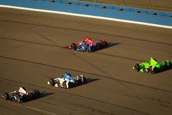 Will Power, Verizon Team Penske Chevrolet, Takuma Sato, Rahal Letterman Lanigan Honda, Graham Rahal,