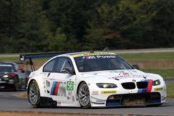 #56 BMW Team RLL BMW E92 M3: Dirk Muller, Jon Summerton