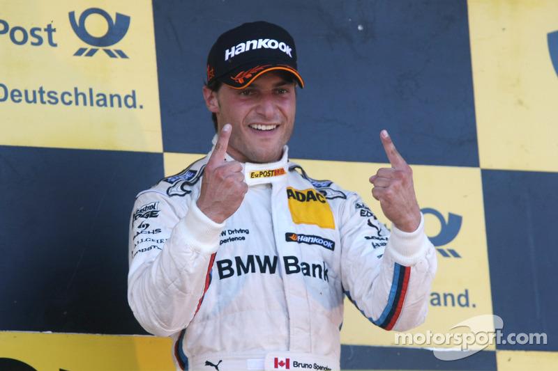 Winner, Bruno Spengler, BMW Team Schnitzer BMW M3 DTM
