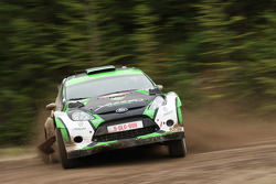 Yazeed Al-Rajhi and Michael Orr, Ford Fiesta S2001