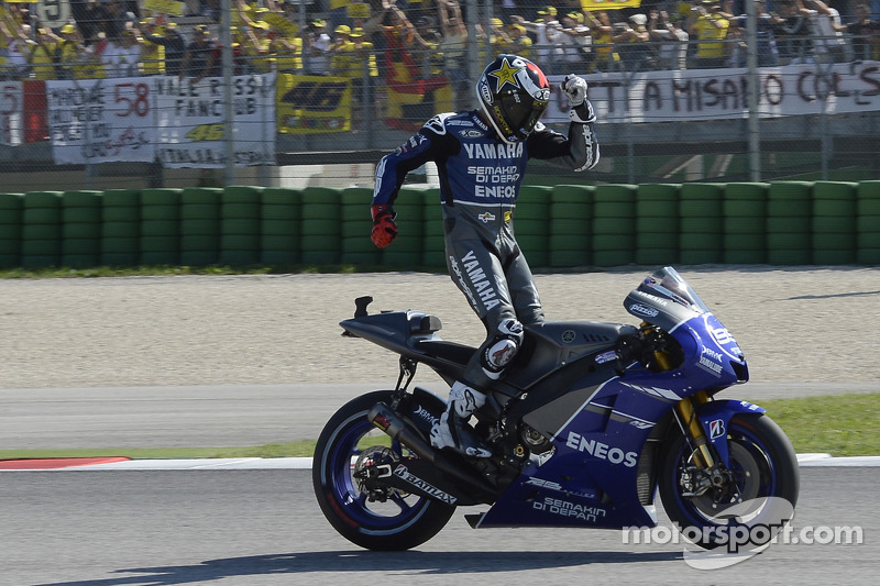 23- GP de San Marino 2012, Yamaha