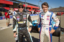Esteban Guerrieri, Sam Schmidt Motorsports e Tristan Vautier,