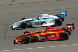 Carlos Munoz, Andretti Autosport and Esteban Guerrieri, Sam Schmidt Motorsports