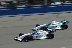 Tristan Vautier, Sam Schmidt Motorsports ed Esteban Guerrieri, Sam Schmidt Motorsports