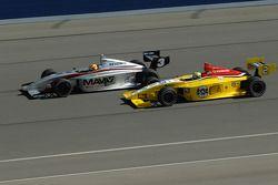 Victor Carbone, Sam Schmidt Motorsports en Gustavo Yacaman, Team Moore Racing