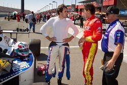 Tristan Vautier, Sam Schmidt Motorsports en Sebastian Saavedra, AFS Racing