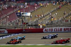 Carlos Munoz, Andretti Autosport ed Esteban Guerrieri, Sam Schmidt Motorsports