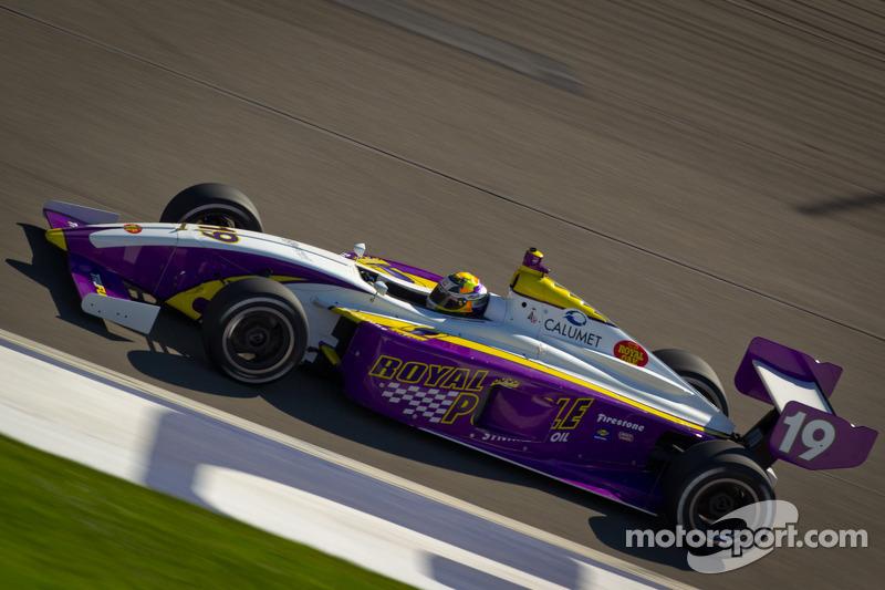 Mike Larrison, Belardi Auto Racing
