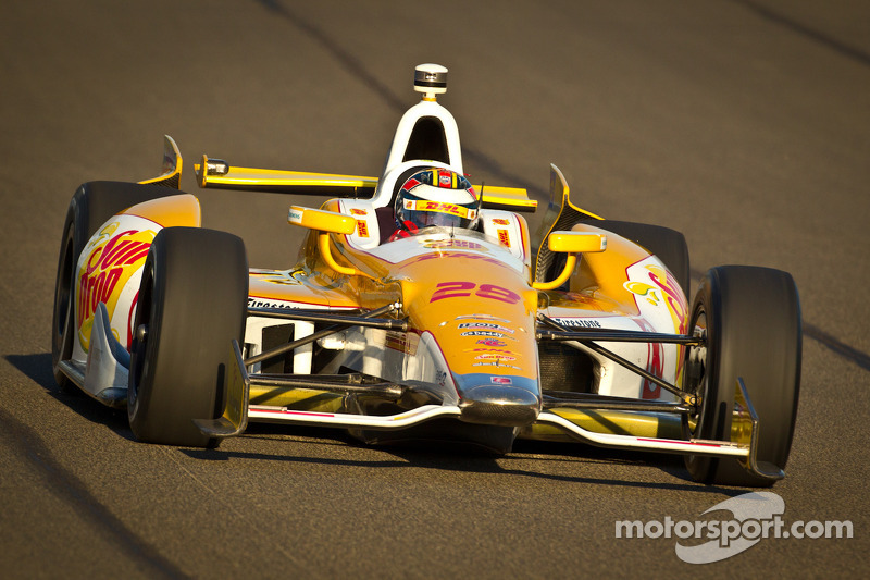 2012: Ryan Hunter-Reay, Andretti Autosport