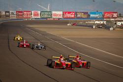 Sebastian Saavedra, AFS Racing, Carlos Munoz, Andretti Autosport