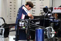 Williams mecaniciens