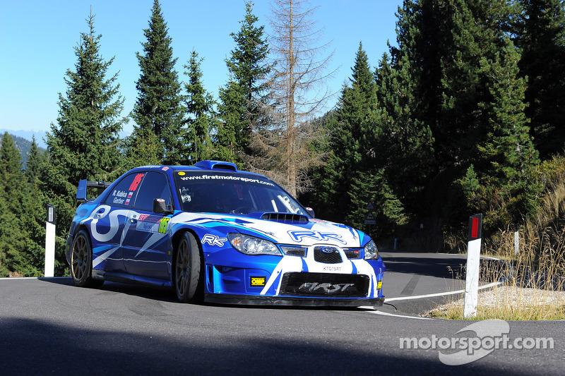 Subaru Impreza S12B WRC '07
