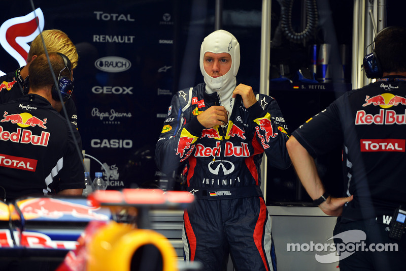 Sebastian Vettel, Red Bull Racing.