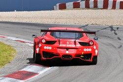 #42 Sport Garage Ferrari 458 Italia: Kevin Despinasse, Emmet O'Brien, Paul Lanchere