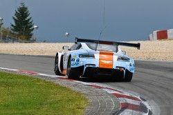 #89 GPR Aston Martin V12 vantage: Ronnie Latinne, Damien Dupont, Tim Verbergt