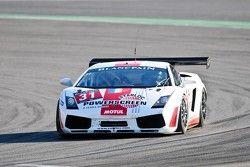 #31 Ruffier Racing Lamborghini Gallardo LP520+: Georges Cabennes, Fabien Michel, Fabien Thuner